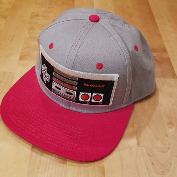 Coolest Nintendo SNAPBACK Ever 92cd8fa48f0